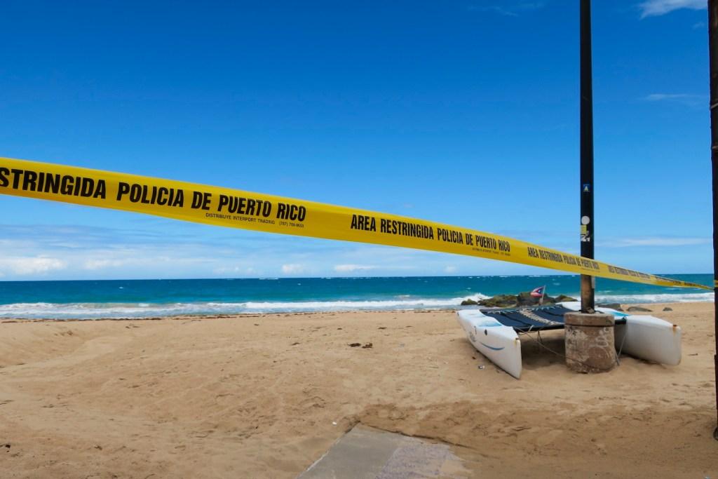 Puerto Rico aumenta número de casos positivos de COVID-19 a 23 - Foto de EFE