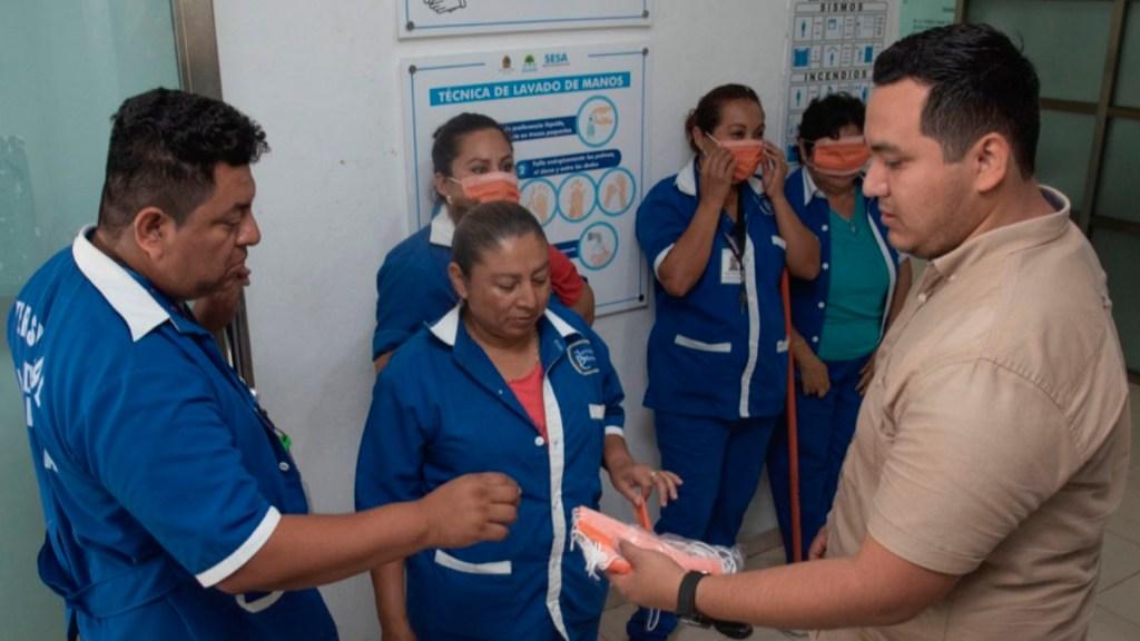 Aumenta a 42 cifra de casos positivos por COVID-19 en Quintana Roo - Quintana Roo covid-19 coronavirus