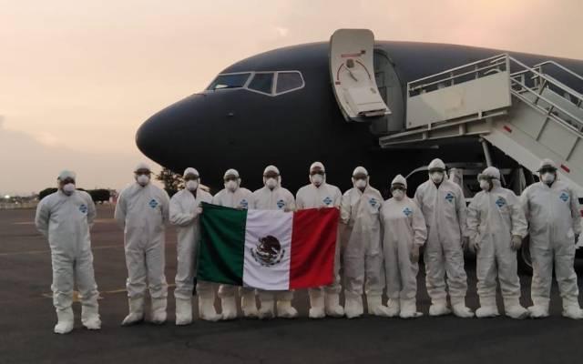SRE prevé retorno de más de 8 mil mexicanos varados tras contingencia por COVID-19 - Foto de SRE.