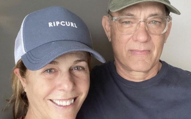 Tom Hanks y Rita Wilson regresan EE.UU. tras superar el coronavirus - Foto de @tomhanks