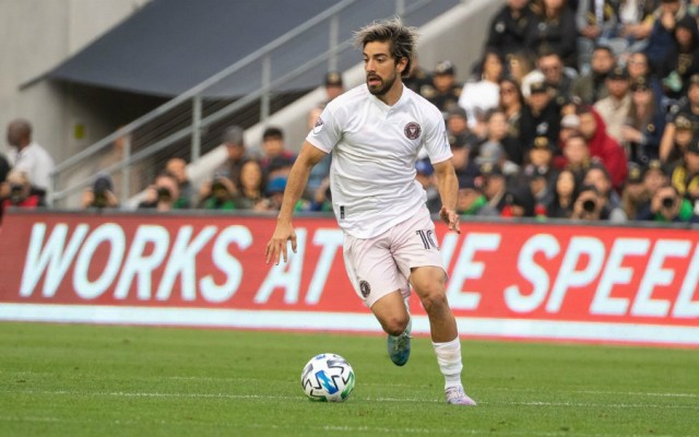 #Video Rodolfo Pizarro anota el primer gol del Inter Miami en la MLS - Foto de Inter Miami