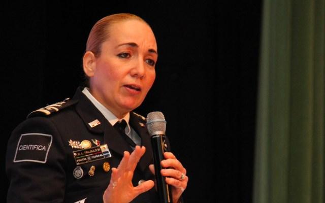 Comisaria general de la Guardia Nacional pide licencia por investigación de la ASF - Patricia Rosalinda Trujillo solicitó licencia para que la ASF deslinde responsabilidades por la supuesta compra a sobreprecio de un software