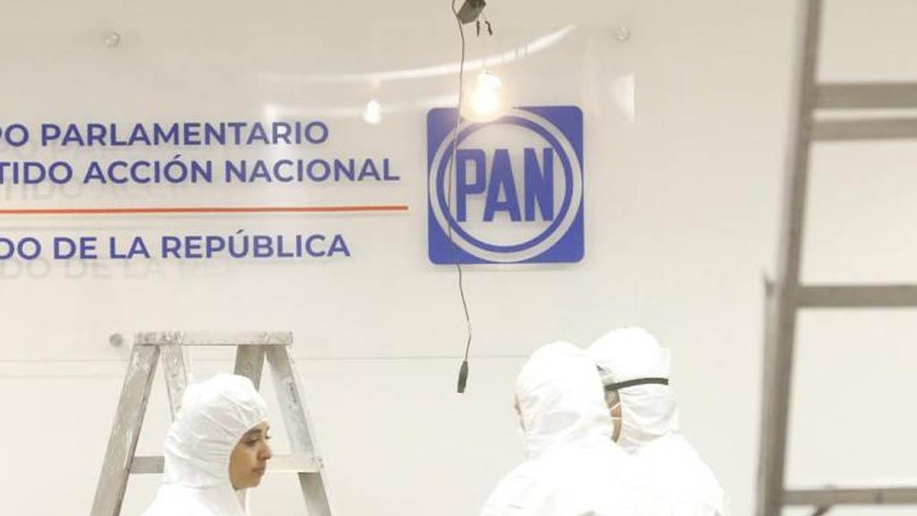 Servicios Periciales FGR Senado PAN