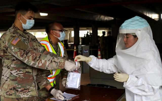 EE.UU. permite poner en activo a militares en reserva ante COVID-19 - soldados militares ee.uu. covid-19 coronavirus