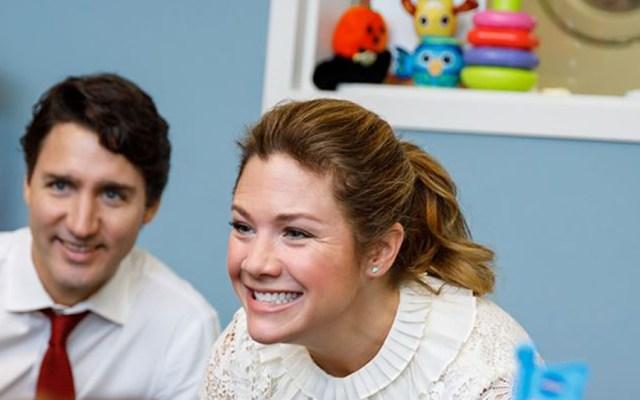 Sophie Trudeau se recupera satisfactoriamente de COVID-19 - Sophie Grégoire Trudeau, esposa del primer ministro de Canadá. Foto de @SophieGregoireTrudeau