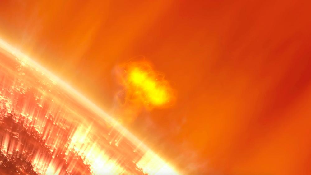 ¿En verdad una tormenta solar causará un apagón global esta semana?