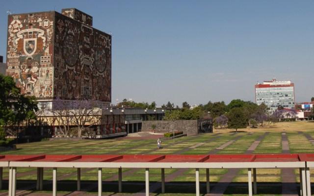 Ante COVID-19, el rector Graue reconoce compromiso y lealtad de la comunidad universitaria - Ciudad Universitaria de la UNAM