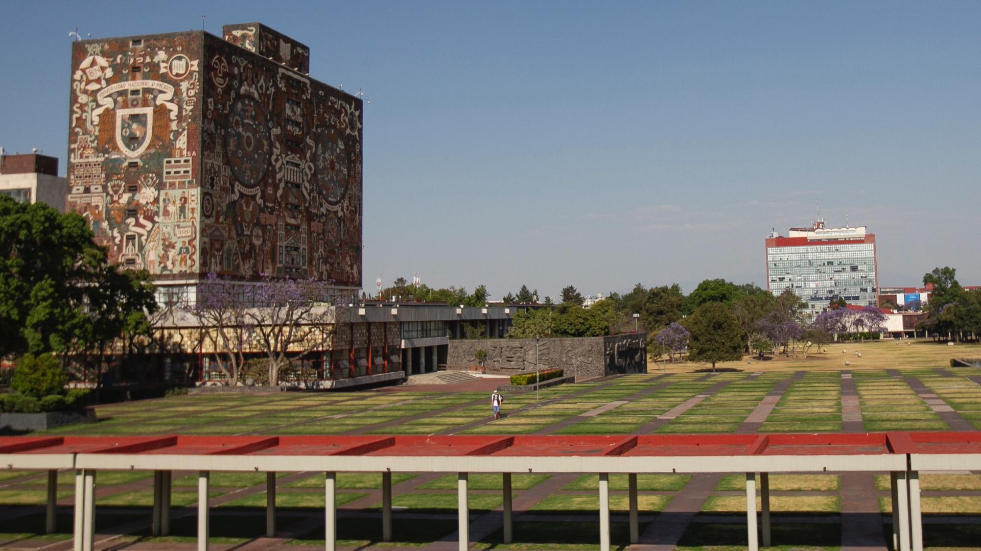 Ciudad Universitaria de la UNAM