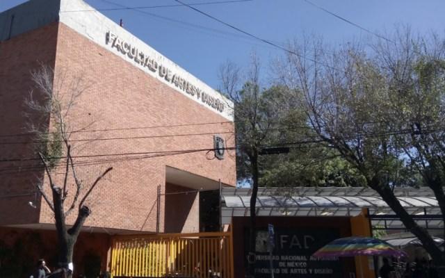 Reanuda actividades Facultad de Artes y Diseño de la UNAM - Foto de Google Maps