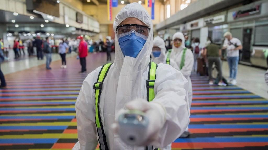Venezuela COVID-19 coronavirus