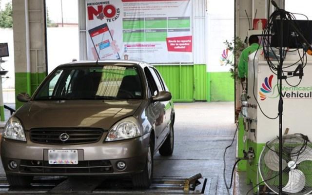 Estado de México da prórroga para verificación vehicular por COVID-19 - Verificación vehicular en el Estado de México. Foto de Edomex Informa