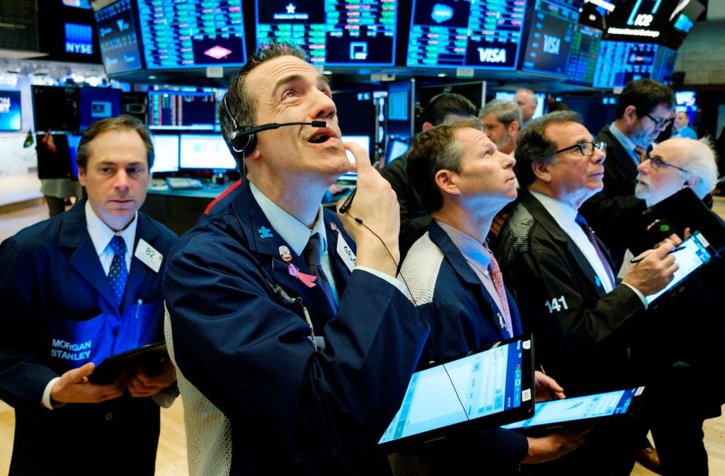 Wall Street cierra en rojo su peor trimestre desde 2008 - Foto de EFE