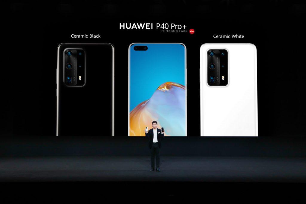 Presenta Huawei la potente serie P40 - Foto de Huawei.