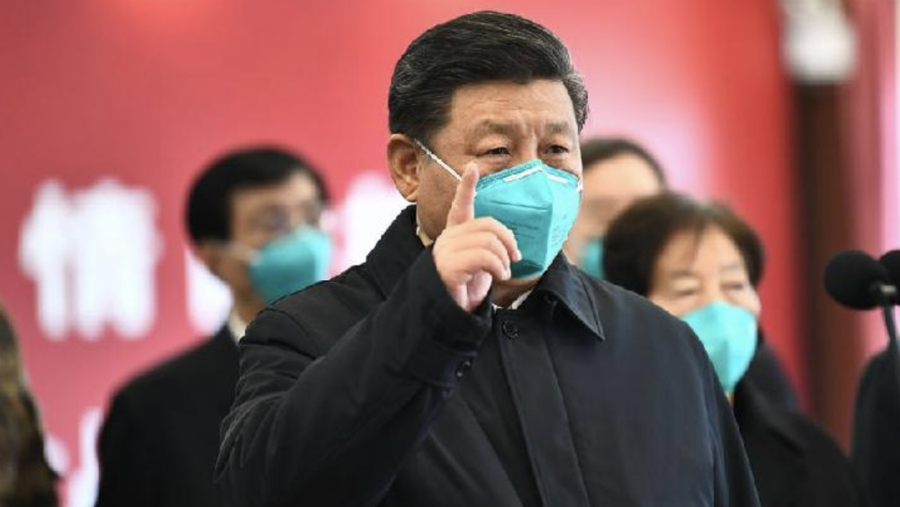 Xi Jinping pide coordinar esfuerzos contra COVID-19 - Xi Jinping
