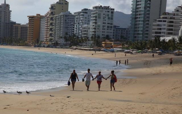 Pide gobierno de Guerrero reflexión y conciencia sobre el cuidado del planeta - Las playas de Acapulco, Guerrero. Foto de Notimex-Especial.