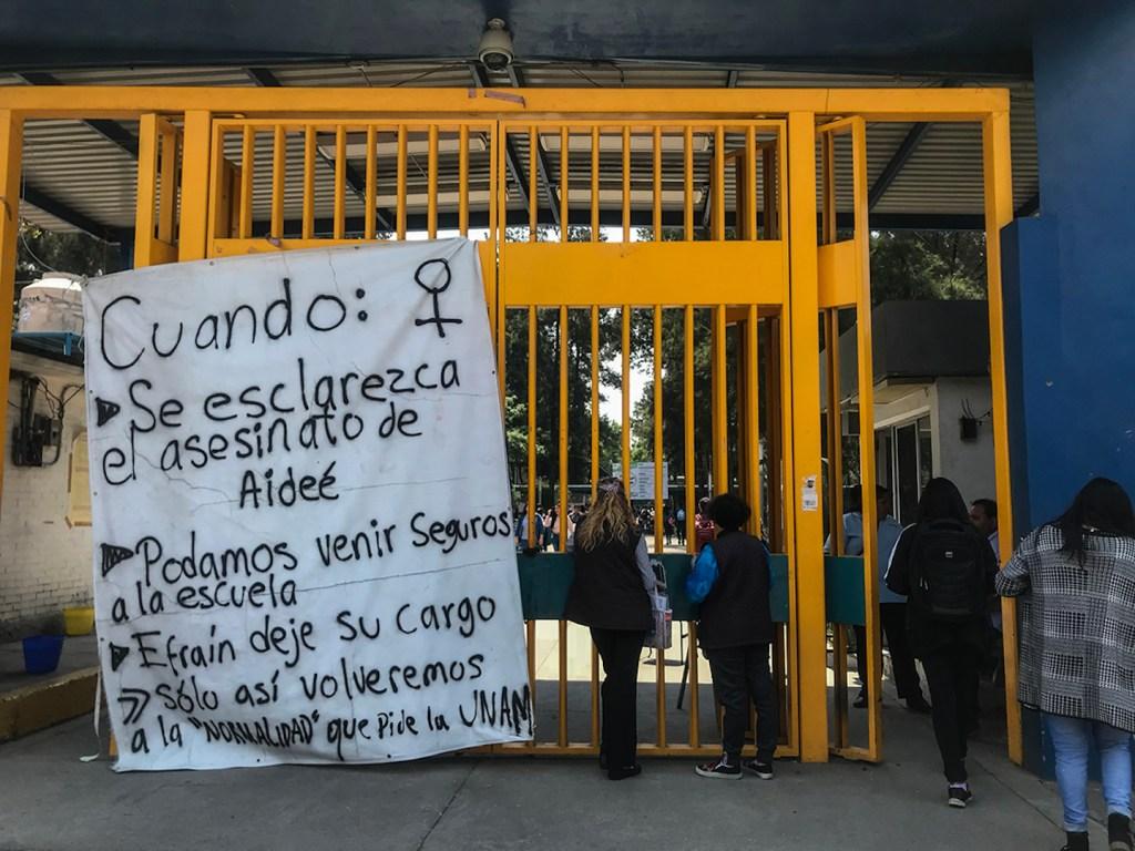 FGJ ofrece recompensa de 2 mdp por información de caso Aidée Mendoza - Foto de Pie de Página