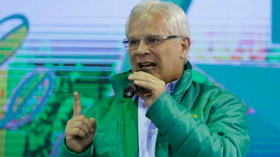 Fiscalía de Colombia imputará cargos contra alcalde con COVID-19 por omitir información - El alcalde Juan Carlos López omitió información al ingresar al Palacio Presidencial días antes de que fuera confirmado positivo por COVID-19