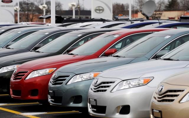 Venta de autos nuevos cae 59 por ciento en mayo por la pandemia - ventas de automóviles