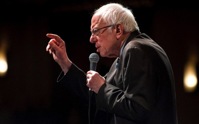 Hollywood lamenta retiro de Bernie Sanders de carrera electoral en EE.UU. - Bernie Sanders Estados Unidos candidato