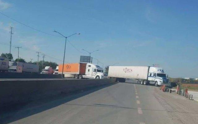 Consulado de EE.UU. en Nuevo Laredo emite alerta por balaceras - Foto de Twitter