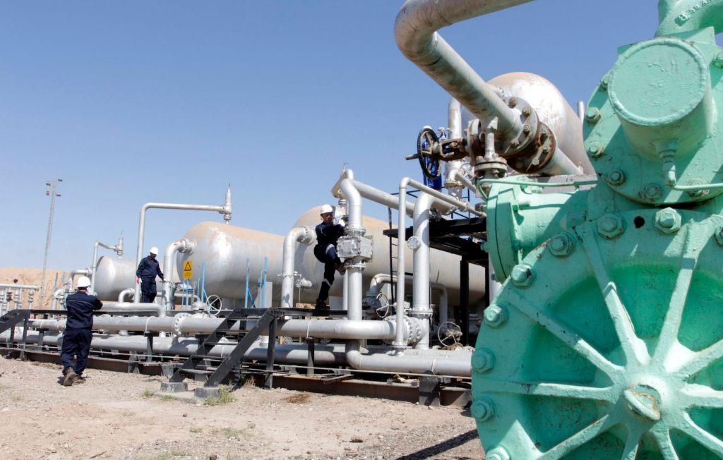 Brent sube un 0.28 % y alcanza los 21.48 dólares por barril - Foto de EFE