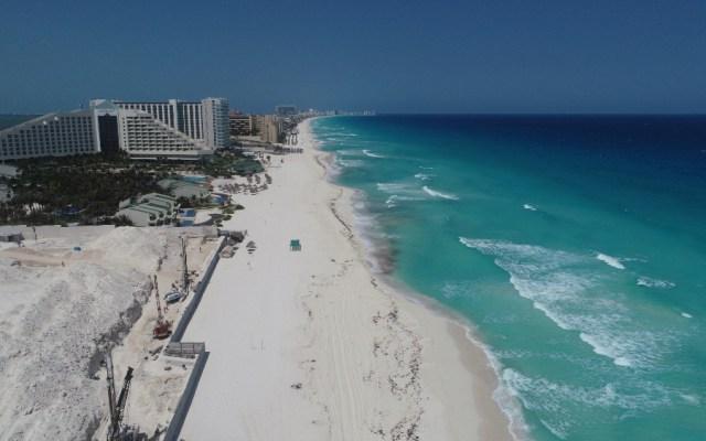 Quintana Roo abrirá gradualmente el turismo a partir de la próxima semana - Foto de Notimex