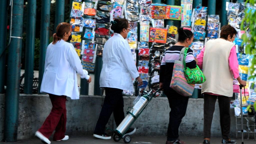 Suman 723 intubados por COVID-19 en la Ciudad de México - CDMX intubados coronavirus COVID-19