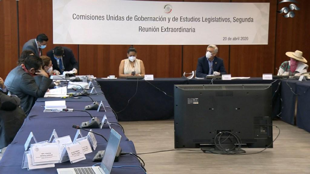 Comisiones Unidas del Senado avalan Ley de Amnistía; pasa al Pleno para su discusión - comisiones ley de amnistía