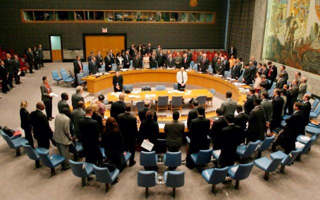 Consejo de Seguridad de la ONU abordará la crisis del COVID-19 - Foto de EFE