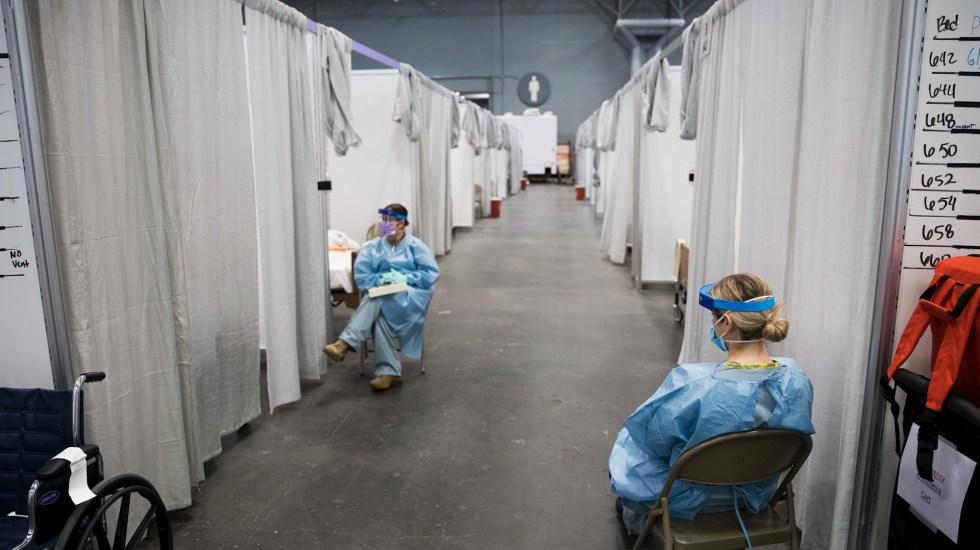 Ya son más de 100 mil muertos por COVID-19 en el mundo - Foto de EFE/EPA/US NAVY/CHIEF MC BARRY RILEY.