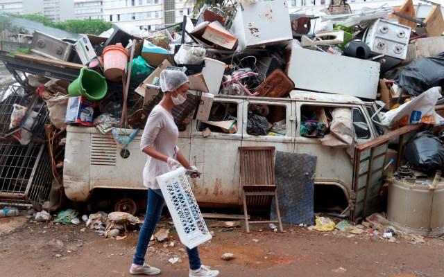Bolsonaro espera que Brasil vuelva a la normalidad en tres o cuatro meses - Foto de EFE