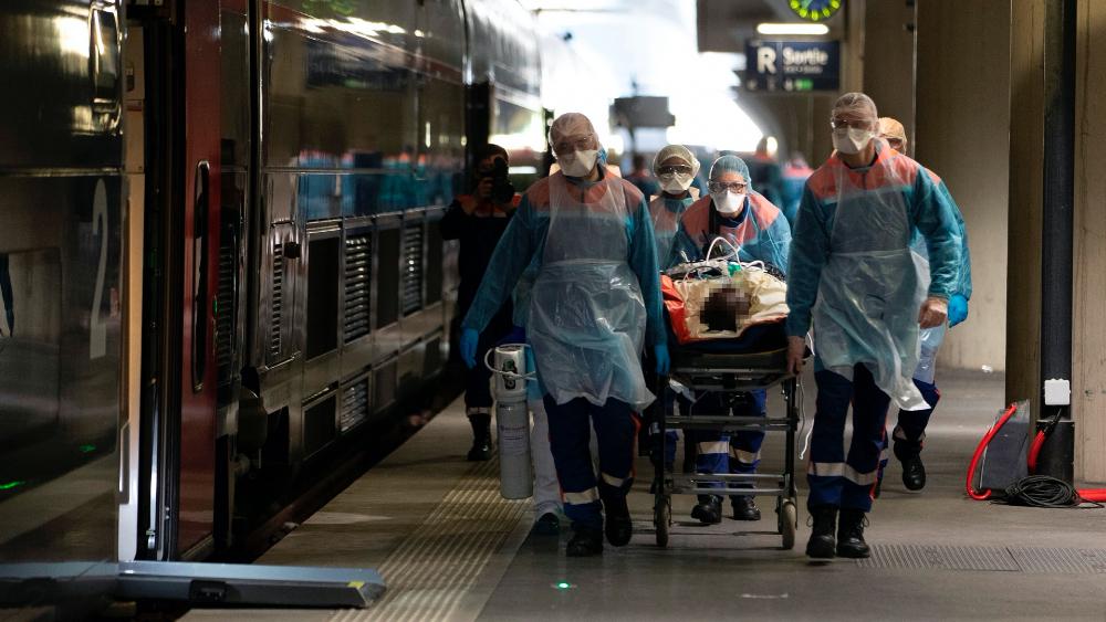 Se registran más de 40.000 muertes por coronavirus, según la OMS