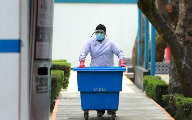 Baja California suma 133 muertes por COVID-19 y 975 casos confirmados - Foto de Notimex