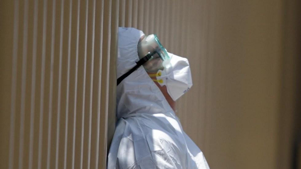 México se mantiene como el tercer país con más muertes por COVID-19 - COVID-19 coronavirus Hospital México Ciudad