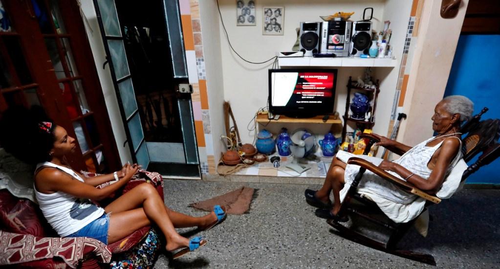 Confinamiento en Cuba por COVID-19 provoca apagones por alta demanda energética - Foto de EFE