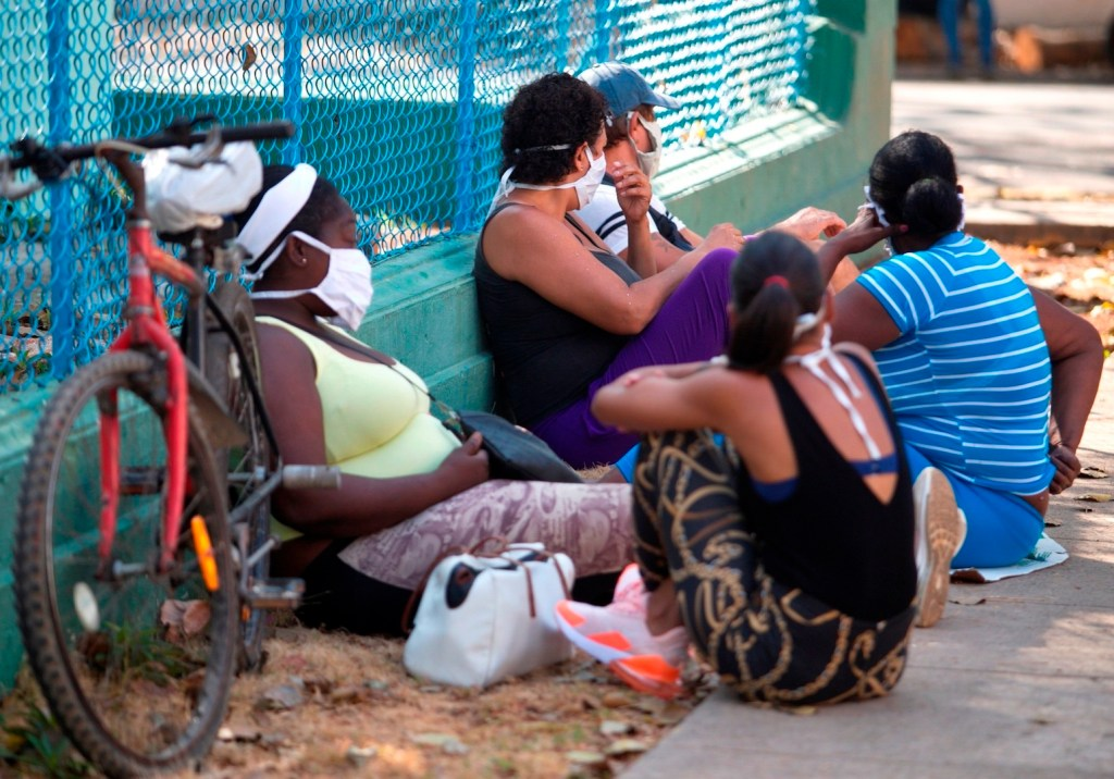 Cuba no registra muertes por COVID-19 por primera vez en dos semanas - Foto de EFE