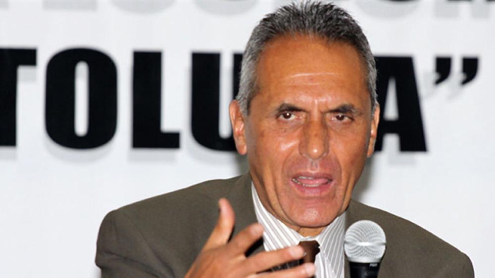 Murió David Garay, exjefe de la Policía capitalina - David Garay Maldonado, exjefe de la Policía de la Ciudad de México. Foto de Grupo Fórmula / Archivo