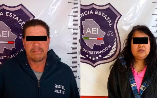 Detienen en Chihuahua a abuelos por homicidio de niña de 6 años - Detienen a abuelos por muerte de niña de 6 años en Chihuahua