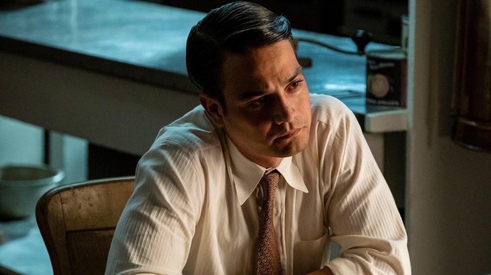La nueva 'Penny Dreadful' pone en la mira al mal terrenal - El actor Daniel Zovatto como el agente Tiago en Penny Dreadful: City of Angels. Foto de EFE