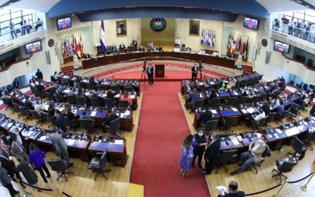 Asamblea Legislativa de El Salvador interrumpe sesión por posible caso de COVID-19 - El Salvador Asamblea Legislativa cámara