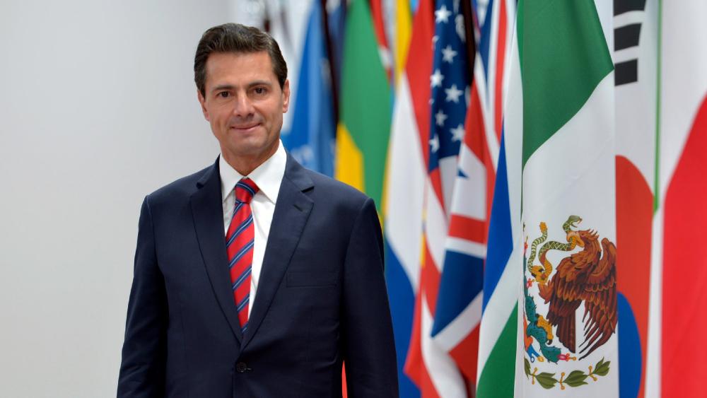 Peña Nieto envía condolencias al presidente López Obrador por muerte de su hermana Candelaria - Foto de Enrique Peña Nieto