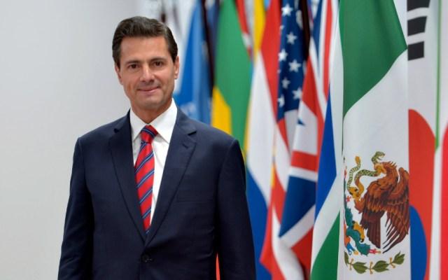 Falso que el expresidente Peña Nieto se encuentre en custodia de autoridades españolas - Foto de Enrique Peña Nieto