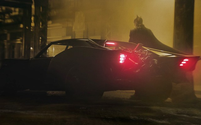 Posponen hasta finales de 2021 el estreno de 'The Batman' - Escena de The Batman. Foto de @mattreevesLA