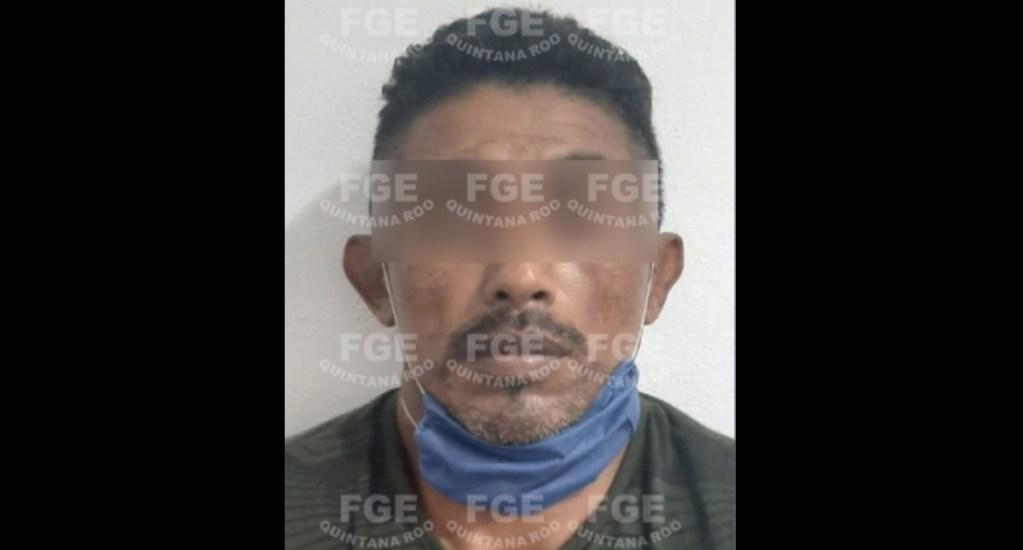 Detienen a presunto feminicida de funcionaria de Isla Mujeres - FGE Quintana Roo detenido feminicidio Isla mujeres