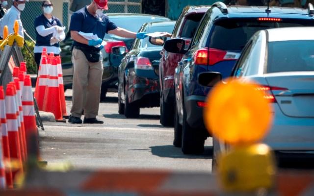 Casos de COVID-19 continúan en aumento en Florida - Foto de EFE