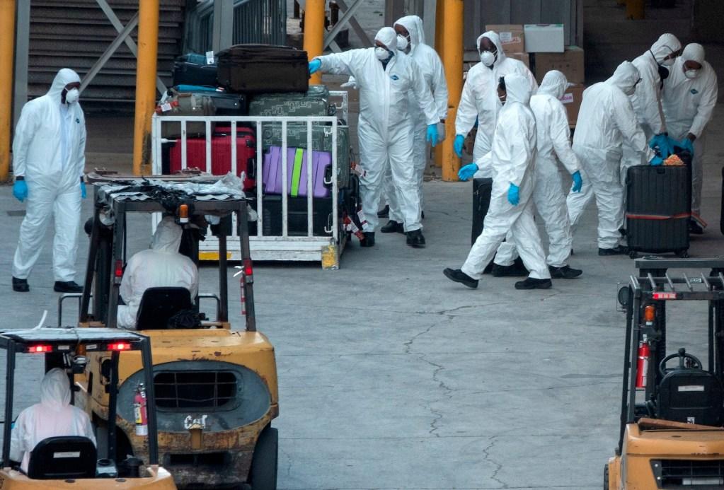 Florida tiene 9 mil 008 casos confirmados de COVID-19 y 144 muertos - Foto de EFE
