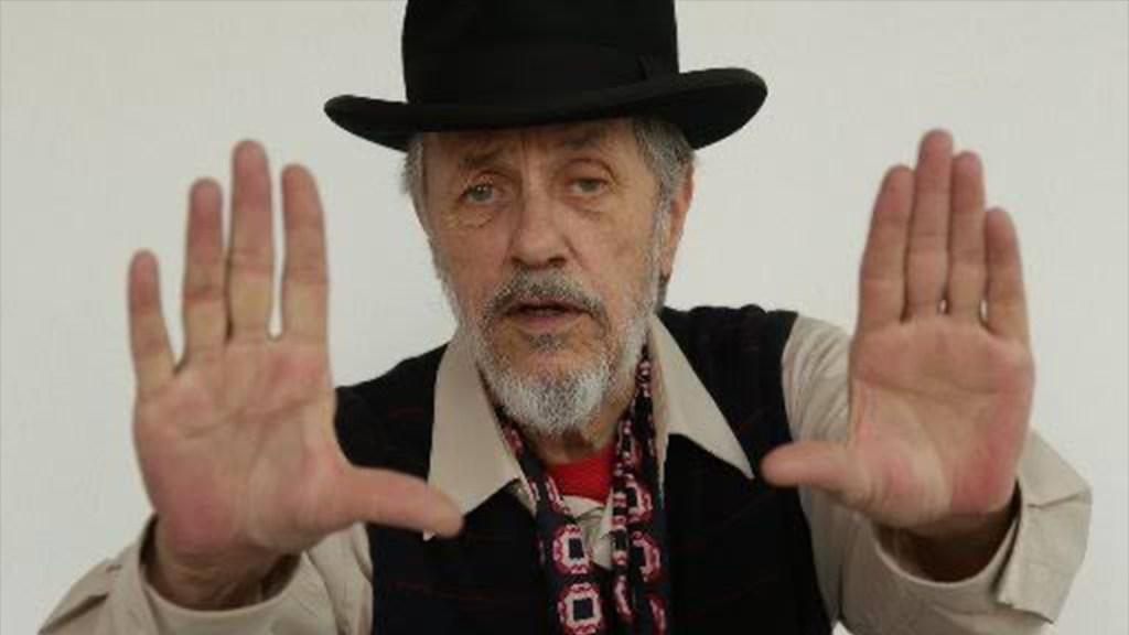 Murió el cineasta mexicano Gabriel Retes - Gabriel Retes. Foto de @cultura_mx