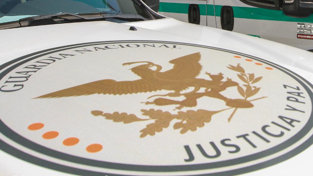Guardia Nacional intercepta a 156 migrantes hacinados en un camión - Guardia Nacional