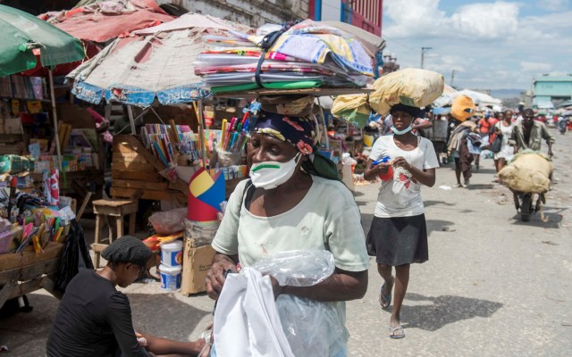 Se registra la primera muerte por COVID-19 en Haití - Haití Coronavirus COVID-19