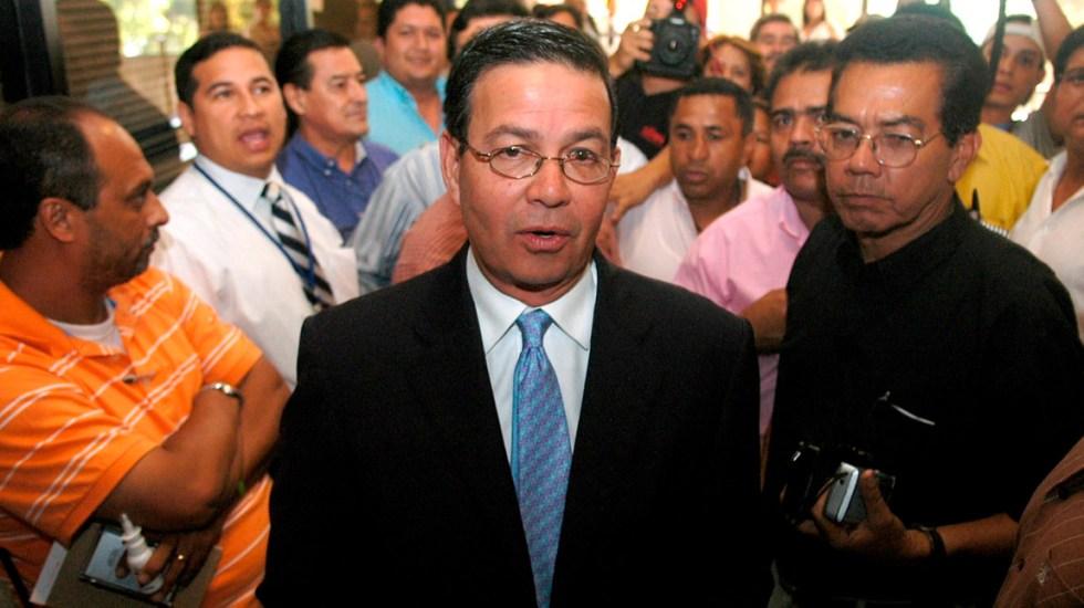 Muere el expresidente de Honduras, Rafael Callejas, en Estados Unidos - El expresidente Callejas murió este sábado en Atlanta, donde enfrentaba un juicio por un millonario escándalo de corrupción en la FIFA